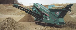 Powerscreen Chieftain 400 & Chieftain 600