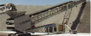 Radial Telescopic Conveyors